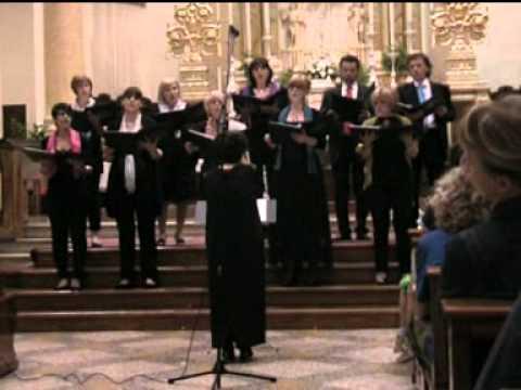 """""""Ora sei con noi"""" di Daniele Ricci, Coro Armonie e Voci, Mozzo (BG)"""