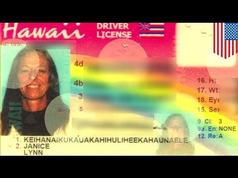 Hawaii woman with super long name gets new license [CORRECT PRONUNCIATION]