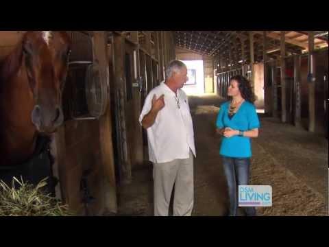 Behind the Scenes of Horse Racing - Prairie Meadows Racetrack & Casino