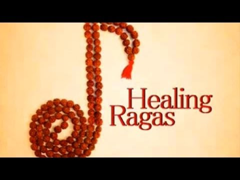Healing Ragas - Music for Meditation Relaxation - Rejuvenation De-stress