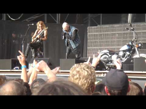 Judas Priest - The Hellion/Electric Eye, Westfest Auckland New Zealand 2015