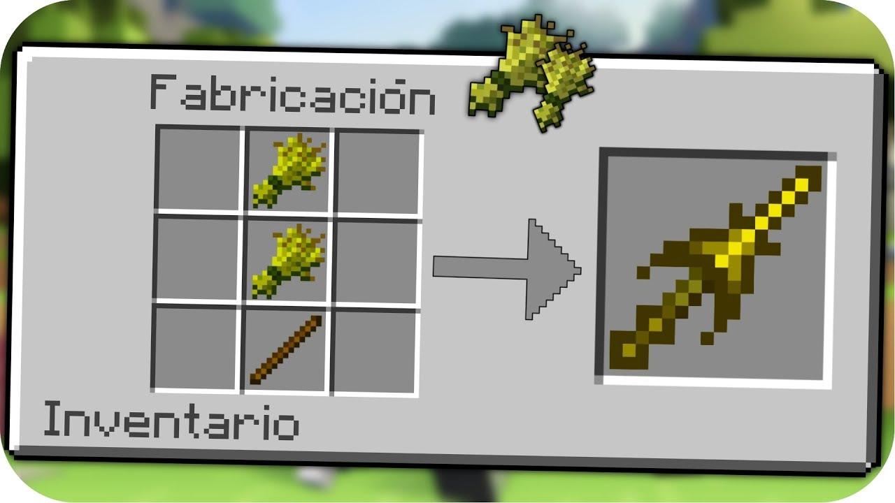 Cómo Hacer Una Espada De Trigo En Minecraft Bebé Adolfito Vs Minecraft Troll Youtube
