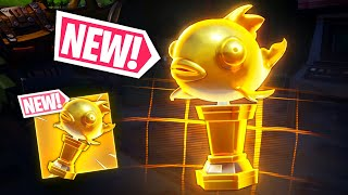 *NEW* MYTHIC GOLDFISH IS OP!! - Fortnite Funny and Daily Best Moments Ep. 1397