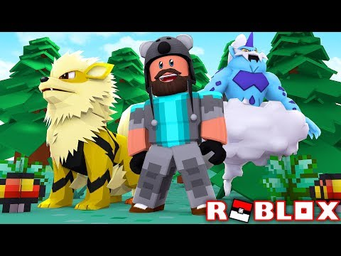 AFTER 6 MONTHS OF SEARCHING -- THUNDURUS!!!!! | Pokémon Brick Bronze [#91] | ROBLOX