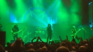 Anthrax - You Gotta Believe (Live in Switzerland 2016)