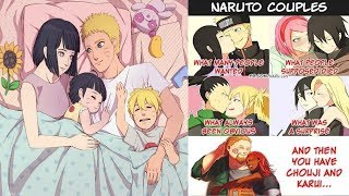 Naruto Memes Only Real Fans Will Understand😁😁😁||#12