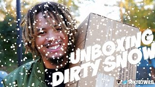 """ICE COLD!!! Some """"Dirty Snow""""  Unboxing"""