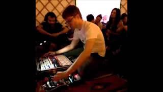Anthony Child - Live improvisation at Freerotation, Wales (11.07.2015)