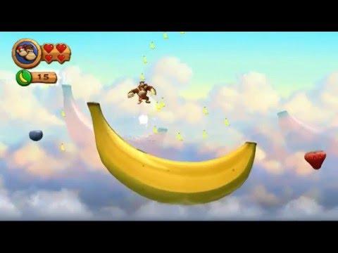 Guia Donkey Kong Country Return Pc Mundo 9 Templo Dorado Nivel 9-1