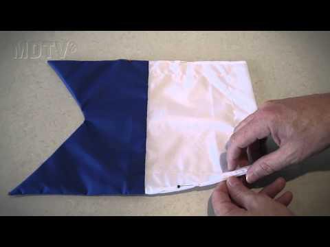 The DIY Big Buoy Dive Flag