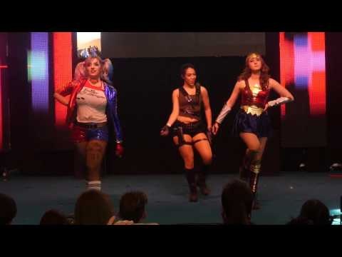 related image - Toulouse Game Show Springbreak 2017 - Hip hop - Session 4 (en cosplay dimanche)