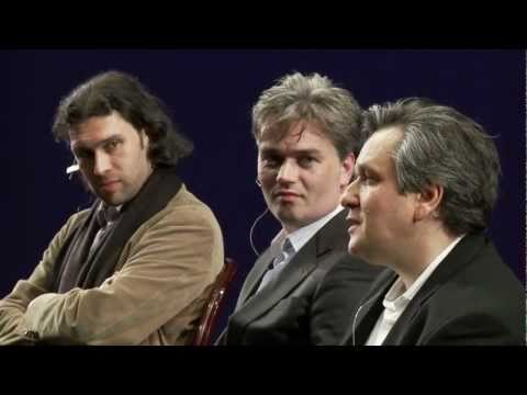 The UK's leading opera maestros in conversation