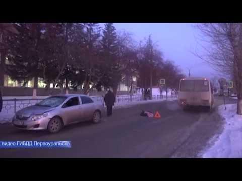 В районе Талицы сбили пешеходов
