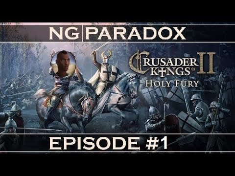 African Ambitions #1 | Crusader Kings 2 Holy Fury