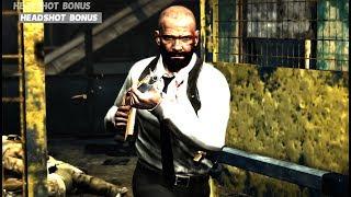 Max Payne 3 - NYM Hardcore Any% Speedrun (38:46) World Record • Police Max