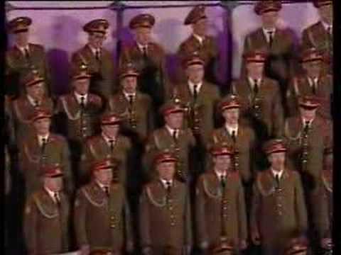 Kalinka - Red Army Choir (Les Choeurs de l'Armée Rouge)