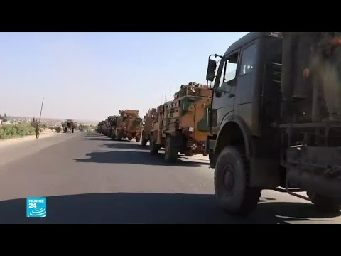 غارة سورية توقف تقدم تعزيزات عسكرية تركية نحو خان شيخون  - نشر قبل 55 دقيقة