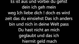Metrickz - Aus und Vorbei lyrics