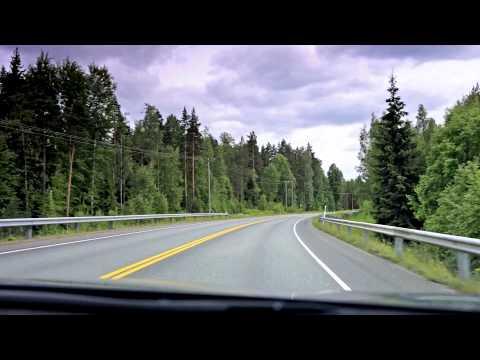 Road trip - Finland, Hartola - Lahti