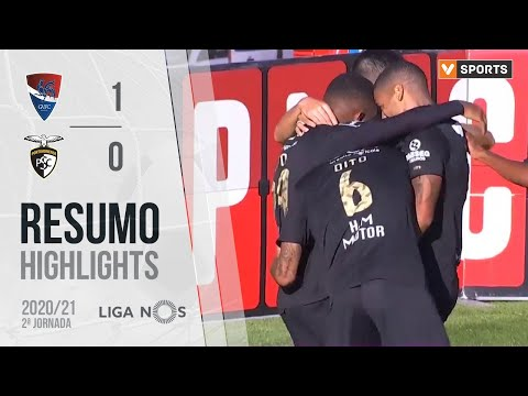 Gil Vicente Portimonense Goals And Highlights