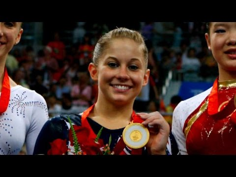Former U.S. gymnast Shawn Johnson on sexism at the Olympics