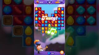 Candy Crush Friends Saga Level 72 - No Boosters
