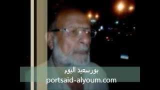 رساله والد عادل ابو الحمايل شهيد البلطجه لمدير الأمن