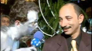 Pânico Na TV - Amaury Dumbo e a Trupe Prateada (Melhores Momentos de 2009)