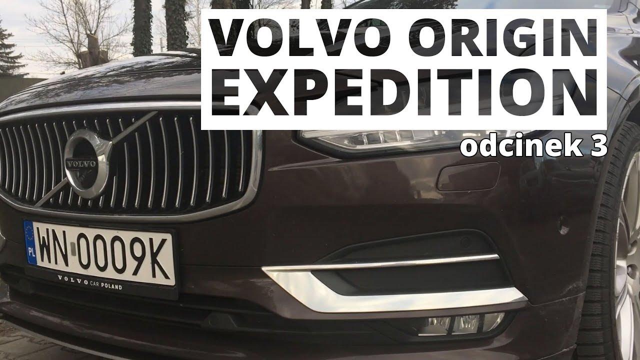 Powrót do korzeni Volvo – vlog z podróży – odcinek 3