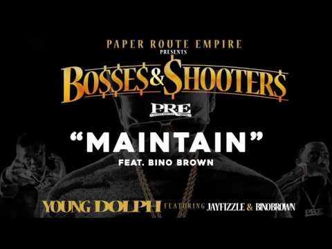Young Dolph - Maintain (feat. Bino Brown)  (Audio)