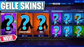 ❌HEFTIGER! New SYNAPSEN Skin in SHOP!! 😱 - NEW OBJECT SHOP in FORTNITE is DA!!