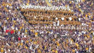The Neck in LSU's Death Valley