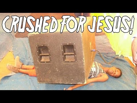 Pastor CRUSHES Girl To Death On Stage - HiGhPoThEsIs