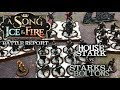 A Song of Ice and Fire Battle Report - Ep 09 - 'A Dance of Dragons'!