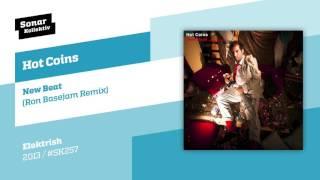 Hot Coins - New Beat (Ron Basejam Remix)
