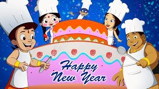 Download Chhota Bheem - Happy New Year Full Video | Best Cartoon Videos for Kids Mp3 and Videos