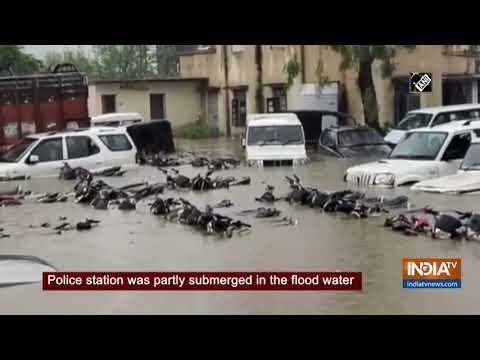 Nagod police station