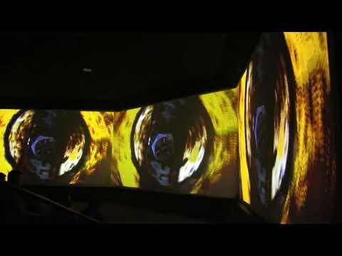 El Espíritu en la Máquina / Sala de Inmersión Oaxaca