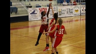 Repeat youtube video Dodge County Middle School Girls 33, Toombs County 28