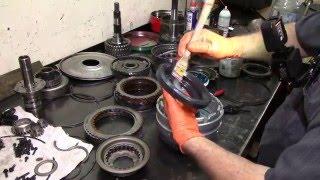45RFE Transmisión Automática - Parte - 2 - Ensamblar thumbnail