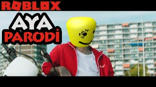 AYA - Murda  Ezhel (PARODİ)  Roblox Klip – OOF REMIX