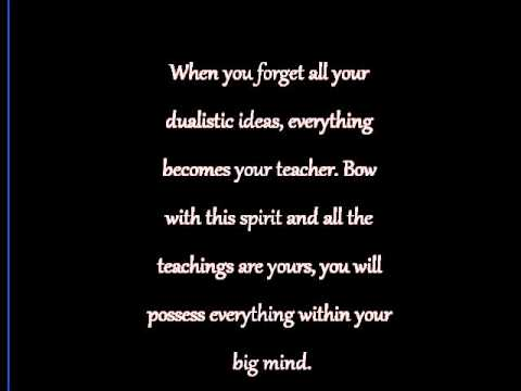 Zen's mind: Beginner's mind - YouTube