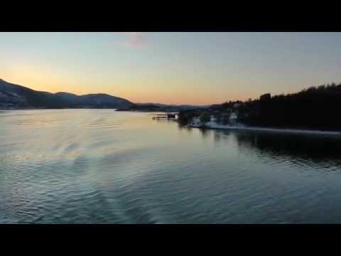 NORWAY - Classic Voyage North - part 3 - Finnsnes
