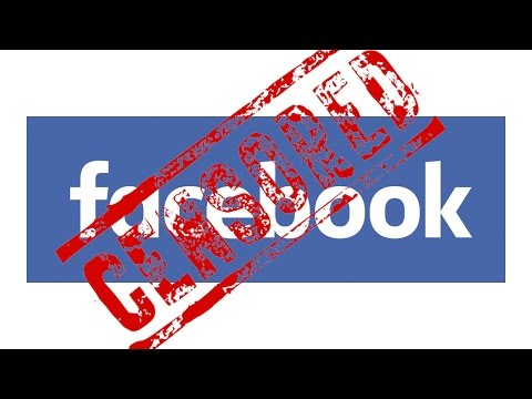 Facebook Unveils New Censorship Tool