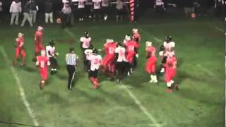 Alijahwon (AJ) Tarvin Football Highlights (Fall 2012)