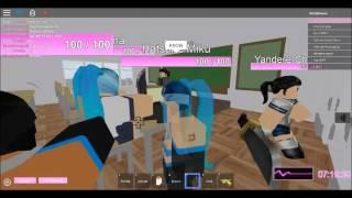 Roblox Yandere Simulator: I KILLED YUI RIO NOOOOOOO