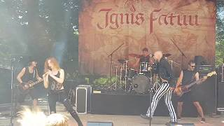 Ignis Fatuu - Nemesis - live @ Sternenklang Kranichfeld 2019