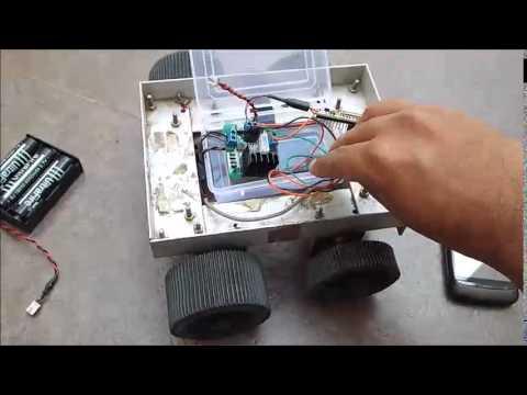 Esp8266 Nodemcu Servo Control Over Wifi Using Roboremo App