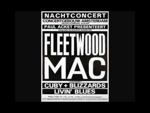 Fleetwood Mac Amsterdam Holland, 28 02 1969