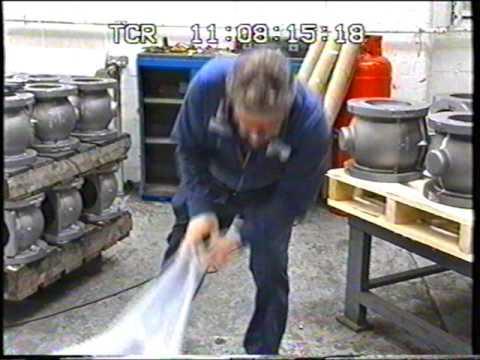 Hattersley Newman Hender, Ormskirk, 2003. (Part 10) Archive Video.